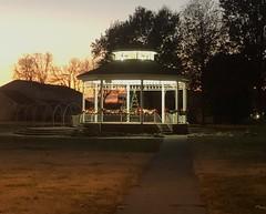Pavilion Civitan Park Belpre, OH (Dinotography24) Tags: belpre ohio pavilion civitan park evening iphone8