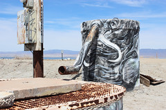 Salton Sea, California (russ david) Tags: salton sea california ca travel beach abandoned april 2019