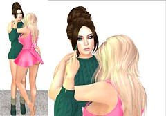 Hugs And... (aerlinniel.roughneck) Tags: firelight id facetshapes beautykartel glamaffair papersparrow somethingnew xxxtasi