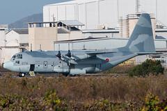 JASDF Lockheed C-130 45-1074 (Vortex Photography - Duncan Monk) Tags: lockheed martin c130 hercules herk herc fat albert jasd japan japanese air self defence force gifu base rjng two tone camo camouflage 451074 1074 test evaluation transport airlift