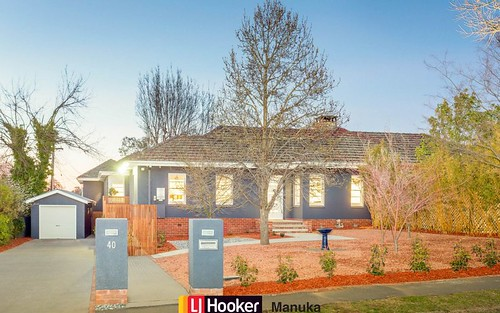 40 Barrallier Street, Griffith ACT 2603