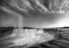 Horseshoe Falls (Dan Fleury Photos) Tags: cans2s naturalwonder natural water ontario canada erie river niagara falls