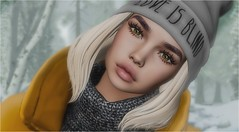 Frail State Of Mind (tarja.haven) Tags: essences essencesskin skins bomskin photography photo pixelart portrait tarjahaven event avatar sl secondlife digitalart fashion virtual