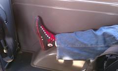 IMAG0075.jpg (180g895.ercf) Tags: converse chucktaylor chucktaylorallstars allstars sneakers plimsolls hightopsneakers hightopplimsolls pacebus ridingbus disabled