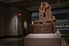The Sphinx (raymondclarkeimages) Tags: rci raymondclarkeimages flickr usa 8one8studios google indoor fujifilm apsc philadelphia philly mirrorless xt3 xf23mmf14r xseries pennmuseum history sphinx archaeology artifacts ancientegypt anthropology relics stone carving display