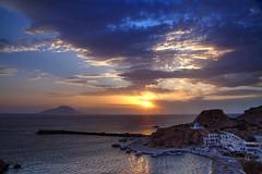Karpathian Sunset (hapulcu) Tags: aegean dodecanese grece grecia greece griechenland karpathos yunanistan δωδεκάνησα ελλάδαaegean κάρπαθοσ