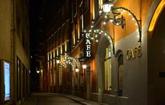Munich - Pflugstraße (cnmark) Tags: münchen munich germany deutschland bayern bavaria altstadtlehel pflugstrase street road strase gasse alley night nacht nachtaufnahme noche nuit notte noite ©allrightsreserved