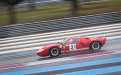 #31 Doncieux-Raymondis 1966 FordGT40-2 (rickstratman26) Tags: car cars motorsport motorsports canon paul ricard dix mille tours vintage historic racing panning ford gt40