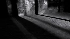 Monochrome. Light and shade. (ALEKSANDR RYBAK) Tags: свет тени изображения белое чёрное монохромный камни полосы угол поверхность преломление тона white black monochrome shadows shine angle stones stripes images surface refraction tones