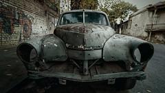 Old soviet monster (Gocha Nemsadze) Tags: monster soviet car oldtimer gochanemsadze georgia georgiacountry rokinon12mmf20ncscs samyang fujifilmxt100