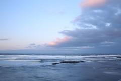 IMG_6977 St. Andrews, Scotland (Fernando Sa Rapita) Tags: scotland saintandrews standrews beach playa water agua largaexposicion longexposure silk canon canoneos eos6d sigma sigmaart sigma35mm sunset atardecer