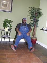 IMG_2004 (180g895.ercf) Tags: husbear biboveralls bibs overalls vans vanssneakers plimsollls slipon sliponsneakers vanssliponsneakers blackblack monochrome blacktshirt awake redsocks doctor doctorsoffice