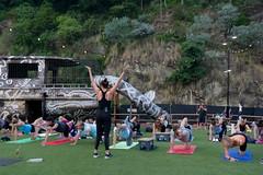 Yoga class (agasfer) Tags: 2019 australia brisbane cityscapes pentax k3 sigma1020