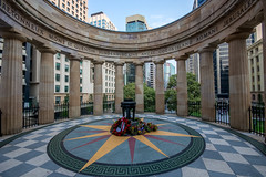 The Anzac Memorial (agasfer) Tags: 2019 australia brisbane cityscapes pentax k3 sigma1020