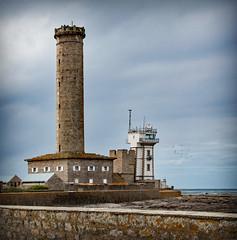 Le phare d'Eckmühl (.Sophie C.) Tags: penmarch 29 finistère bretagne breizh cornouaille paysbigouden pharedeckmühl phare littoral mer côte pointesaintpierre