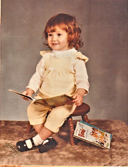 Margo as a toddler (Michael Vance1) Tags: woman wife daughter family girl granddaughter mother love oklahoma