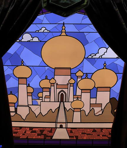 Le château de Jasmine