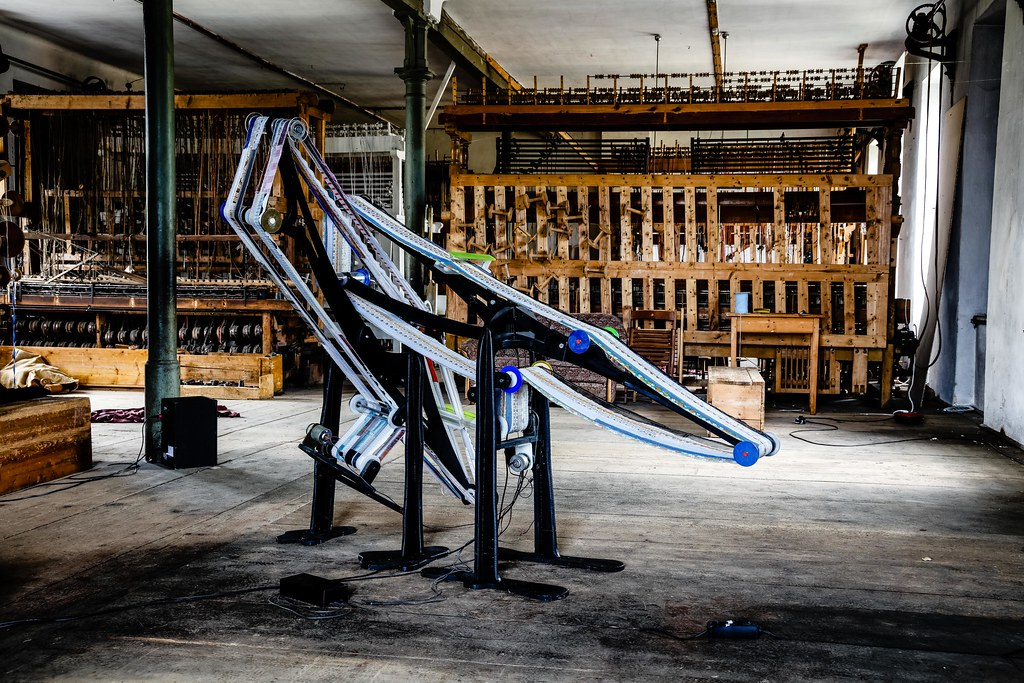 Fabricmachine: Fabricmachine, photocredit Kaja Clara Joo