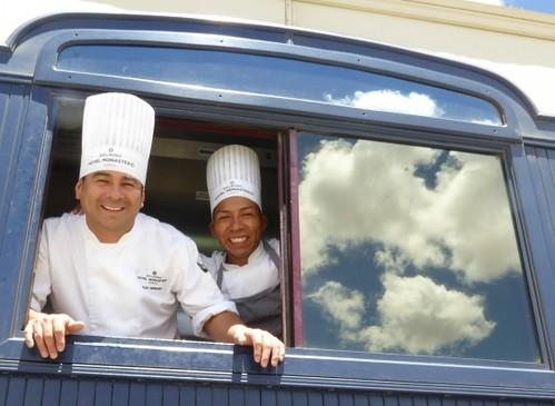 Belmond Andean Explorer Chefs