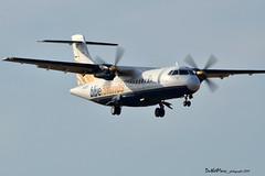 G-ISLH (mduthet) Tags: gislh atr42 blueislands aéroportdegrenobleisère