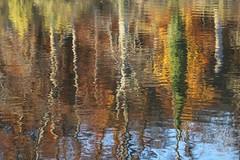 Reflets d'automne/ Autumn reflections (mars-chri) Tags: automne reflets oise couleurs multiple rivière valdoise fabuleuse