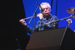 Jan Garbarek Group (2019) 02 - Jan Garbarek (KM's Live Music shots) Tags: jazz norway jangarbarek willowflute flute londonjazzfestival southbankcentre