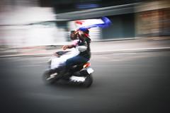 0IMG_3498 (Serendipictures) Tags: filé flou football worldcup2018 worldcup paris panning photoderue parislights parisian vitesse moto motorbike speed streetphotography street scooter soccer