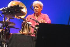 Jan Garbarek Group (2019) 06 - Trilok Gurti (KM's Live Music shots) Tags: jazz india trilokgurti jangarbarek tabla drums londonjazzfestival southbankcentre