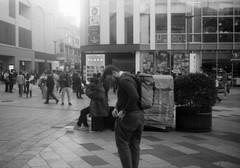 音声 (a sound) (Dinasty_Oomae) Tags: aires35iiia aires35 aires アイレス35iiia アイレス35 アイレス 東京都 東京 tokyo 白黒写真 白黒 monochrome blackandwhite blackwhite bw outdoor 千代田区 chiyodaku 外神田 sotokanda 秋葉原 akihabara