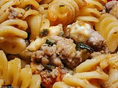 HMM - Main meal of the day - Zucchini-Hack Auflauf mit Feta (J.Weyerhäuser) Tags: auflauf feta hmm hachfleisch macromondays nudeln zucchini mainmealoftheday stack heliconfocus