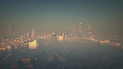 City Fog   GTAV (Razed-) Tags: los santos countryside heavy fog foggy afternoon grand theft auto v gtav rockstar games naturalvision graphics mod