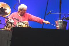 Jan Garbarek Group (2019) 07 - Trilok Gurti (KM's Live Music shots) Tags: jazz india trilokgurti jangarbarek tabla drums londonjazzfestival southbankcentre