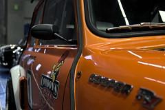Mini Cooper (DONXRi) Tags: nikon bilbao bilbo car retroclasica clasico mini cooper