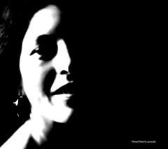 """"""" Día Interncional de la No Violencia de género """" (-Ana Lía-) Tags: retrato mujer díainternacionalencontradelaviolenciadegénero bn bw portrait retrati dona woman gente personnes femme imagen mujeres educación género analialarroude violencia bestportraitsaoi"""