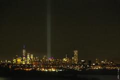 World Trade Center Beams (rjseg1) Tags: worldtradecenter turnpike beams newyork