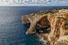 The Blue Grotto, Qrendi, Malta, 2019 (Ant Sacco) Tags: bluegrotto malta zurrieq qrendi ilhnejja sea cliff cave