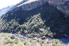 The Sabine River - Berlin Falls (Rckr88) Tags: mpumalanga southafrica south africa thesabineriver berlinfalls the sabine river berlin falls rivers water greenery green valley nature national naturalworld outdoors travel travelling mountains mountain cliff cliffs