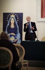 """Prezentacja książki """"Chi ha paura di Giovanni Paolo II?"""", Rzym 24.11.2019 r. (Ośrodek Pontyfikatu) Tags: roma libro prezentazione bottegheoscure jpii"""