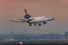 Lufthansa Cargo (ab-planepictures) Tags: fre addf frankfurt flughafen airport plane aircraft flugzeug planespotting aviation