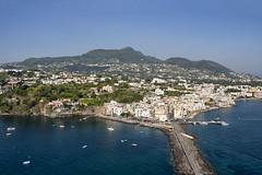 """""""Ischia Ponte (vista da Castello Aragonese)"""" (michelina cipro) Tags: ischia ponte panorama mare barche vacanze"""
