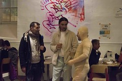 Inauguration Morgan Patimo 15.11.19 (YesWeCamp) Tags: inauguration vernissage oeuvre installation artistique situ performance musique live