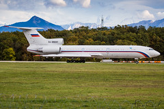 Russia Air Force Tupolev Tu-154M  RA85041 (Florian GIORNAL) Tags: russia air force tupolev tu154m ra85041 lsgg gva geneva geneve avgeek aviation aviationphotography aircraft airport aeroport airliner rwy roulage travel taxiing piste military militaire jet flight décollage departure spotting spotter swiss switzerland suisse sky vol russian armée de lair russe