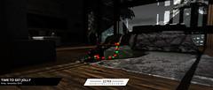 22769 for Kinky : December 2019 (manuel ormidale) Tags: sybian black white pink leather christmas balls faiylight event newrelease adult secondlife sl kinky kinkyevent animations 22769 22769bauwerk bauwerk pacopooley audrygutter indoor toy sextoy couple single furniture