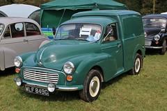 599 Morris Minor 8cwt Van (1969) (robertknight16) Tags: morris british 1960s minor issigonis bmc weston weston2016 wlf849g van