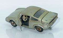 Fiat Abarth 1000 bialbero (2874) Mercury L1220053 (baffalie) Tags: auto voiture ancienne vintage classic old miniature die cast toys jeux jouet car coche