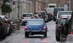 MG B GT V8 (Wouter Bregman) Tags: btg883h mg b gt v8 mgb bgt mgbgt coupé coupe blue bleu joachimstrase joachimstrasse berlin mitte berlijn germany deutschland duitsland allemagne герма́ния vintage old classic british car auto automobile voiture ancienne anglaise uk brits vehicle outdoor