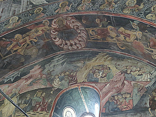 St. George Church @ Mogoşoaia Palace #17
