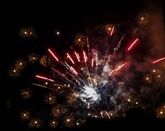 Fireworks (lauracastillo5) Tags: fireworks fire night light colors beautiful celebration sky