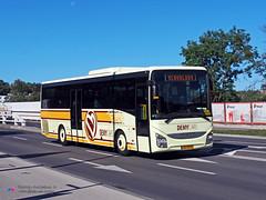 Iveco Crossway - RGTR (Demy Cars 9570) (Pi Eye) Tags: iveco irisbus crossway luxembourg avl vdl multiplicity rtgr letzebuerg bus