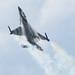 General Dynamics F-16 - straight up
